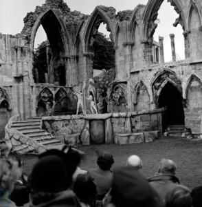 York, Mystery Plays, 1951